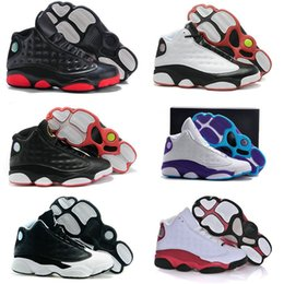 Wholesale Online Good Quality Air China Retro XIII Mens Womens Basketball Shoes for men women US8 US13
