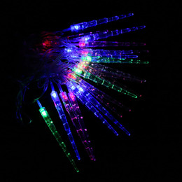 led String lights Small icicles 4M 20leds outdoor lighting fairy lights