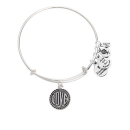 Wholesale 2016 Jewelry silver love alex and ani bracelets bangle slide charms christmas gift multi style