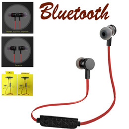 M9 Stereo Bluetooth earphone headphone Wireless earbuds In Ear Bluetooth 4.1 Build in Microphone For Smart Phones Hifi Player EAR187