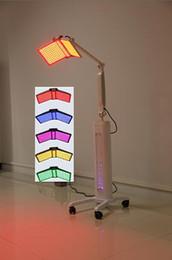 Professional photon skin rejuvenation machine PDT LED Light therapy RED BLUE color pigmentation skin treatment equipment