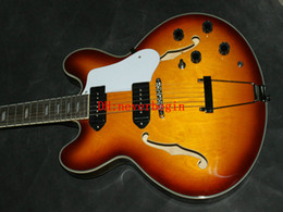 Wholesale guitar Custom E Jazz Electric guitar Vintage Color wholesale guitars from china