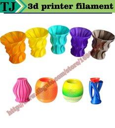 Green color 1.75mm plotter 3d printer pla 1.75mm filament Compatible with 3d printer  pen such asCreatebot ,Makerbot, RepRap,et