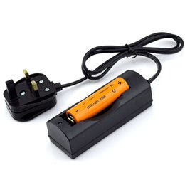 Wholesale UK Plug Charger AC Multi Functional Electronic Cigarette Battery Chargers for Various E Cigs DHL