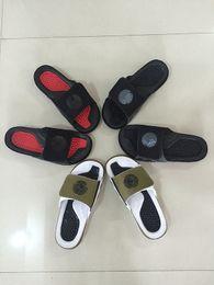Wholesale Retro Sandals for Men Basketball Shoes Retro Athletics Boots Men Size Discount Sports Shoes Leather Mens Basketball Shoes