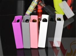 Mod baterías baratas en Línea-La funda de silicona sigelei baratas para 100w 150w sigelei además de la batería mini de la caja de 12 colores cubre Funda de silicona coloridas bolsa de 50w Mod Box