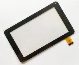 Nouveaux écrans de téléphone en Ligne-Brand New Écran tactile de remplacement verre Digitizer Panneau numériseur Pour 7 pouces 86V appel téléphonique A13 A23 A33 Tablet PC Repair Part