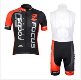 Wholesale 2014 mtb sports Focus cycling jersey Clothing Bicycle ropa ciclismo maillot bicicleta mountain bike bibs shorts