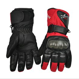 Wholesale Motorcycle Gloves Winter Warm Waterproof Windproof Protective Racing Gears Accessories Guantes Moto Luvas Alpine Motocross Stars