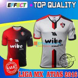 Wholesale Top Quality Merixo Liga MX Club Deportivo Atlas Home Soccer jersey Maillot De Foot Chivas UNAM PUMAS TIGRES football shirts