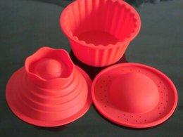 MEGA CUPCAKE SET HUGE BAKE EXTRA LARGE BAKING CAKE mold large cake molds