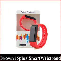 Most Popular Iwown i5plus Smart Wristband for Andriod Phone,Ios phone Screen OLED 0.91 inch Smart Wristband