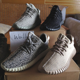 Wholesale Double Box Boost Hot on your Heels Lastest Kanye West Boost Shoes giving Kanye fans scoring the sneakers this month