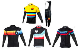 2019 Twin Six cycling jersey long sleeve mountain ciclismo mtb Jersey , Motorcycle Cycling Clothing