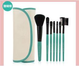 Wholesale wholesales pieces Make Up Tools PU Bag Makeup Brushes makeup brushes online professional makeup artist
