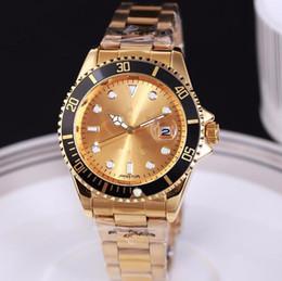 Wholesale 2016 fashion wrist watches men quartz original role stainless steel back clock x m water resistant table male wristwatch