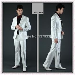 Free shipping White Two piece Suit grooms mens suits men wedding suit men suit male suit tie suit high quality suit wedding