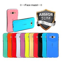 Wholesale Tpu Iface Mazel New Cell Mobile Phone Case Cover s Samsung A3 A5 A7 A8 J1 J2 J3 J5 J7 Galaxy Brand Smartphone Android Iphone Armor NEO