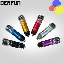 Wholesale Mini Air Purifier New V Mini Auto Car Fresh Air Ionic Purifier Oxygen Bar Ozone Ionizer Cleaner