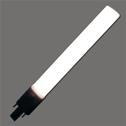 Wholesale Epistar W W PL LED Bulb with G23 Bases Indoor LED Lights with PC Cover and Aluminum Radiator OED G23 W