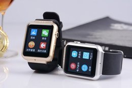 Wholesale K8 Smart Watch Fitness Tracker for Android Smart Phones Support SIM Card Smartwatch Phone with M Pixels Webcam Wifi FM