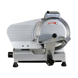 Wholesale Semi Auto Meat Slicer quot Blade Commercial Electric Deli Slicer Veggies Cutter