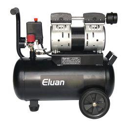 Wholesale 220V HZ W L Oil Free Silent Air Compressor Pump Carpentry Painting Portable Mini Car Air Pounds