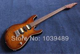Gros-Suh Pro S4 Root Beer Stain Guitare électrique Suhr Pro Series / Livraison gratuite cheap suhr guitar pro series à partir de guitare suhr pro series fournisseurs