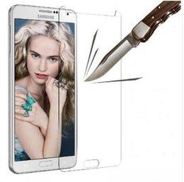 2016 écrans lcd samsung Film de verre trempé pour Samsung S4 i9500 Film de protection anti-déflagrant pour Galaxy S4 i9500 Film de protection écran LCD écrans lcd samsung sortie