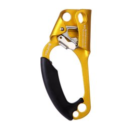 Wholesale High resistant aluminium Riser Professional climbing tools outdoor equipment for rock climbing Aerial Work