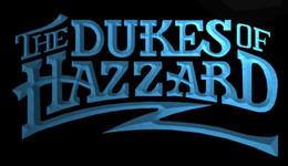 Wholesale LS986 b The Dukes Of Hazzard Neon Light Sign jpg