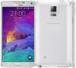 Wholesale Refurbished Original Samsung Galaxy Note N910A N910T N910F N910P GB RAM GB ROM G FDD LTE MP ATT T Mobile USA EU