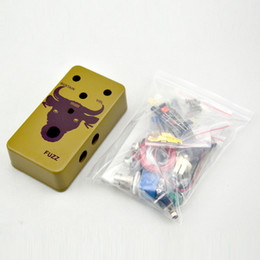 Build your own Fuzz Face Pedal@DIY GUITAR FUZZ PEDAL EFFECTS FREE SHIPPING