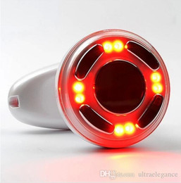 Mini Handheld Fat Burning Weight Loss Anti Cellulite Ultrasonic rf Cavitation Body Slimming Massager Machine Free Shipping