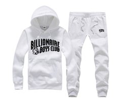 2016 Hot Free shipping new bbc sports suit long-sleeved sweater and cashmere sweater men's hip-hop Billionaire Boys Club clothing hoodie