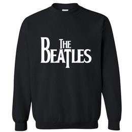 Wholesale American apparel famous band hot sale hip hop fashion The Beatles rock sports man hoodies sweatshirt sportswear moleton