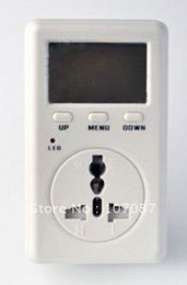 Wholesale US Advanced WATT Power Energy Voltage Meter Monitor