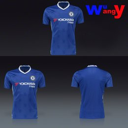 Wholesale Free ship Chelsea home jersey WILLIAN blue season chelsea top jersey PATO HAZARD TERRY OSCAR WHOLESLAE NEWS
