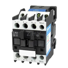 Wholesale Motor Control AC Contactor AC KW A P Pole Volts Coil CJX2