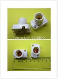 20pcs lot, E12 lamp bases holder, E12 socket, LED E12 lamp aging test holder, E12 lamp stand bases, free shipping