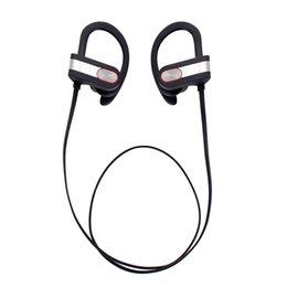 Bluetooth Headphones, Hussar Magicbuds Wireless Headphones, IPX4 Sweatproof, Premium Sound with Bass, Noise Cancelling, Ergonomic Design,