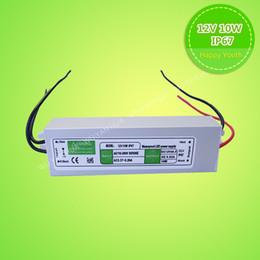 Switching Power Supply AC110-260V 10W IP67 Waterproof LED power supply 12v power supply free shipping