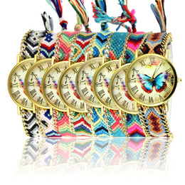 Hand Winding Woman Casual Small Dial Bracelet Watches Punk Fashion Dress Watch Quartz Roman Numerals Watch