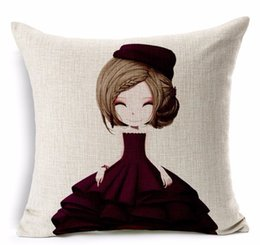 Sunflower Rose camellia Clove peony lily girl's dress all dream hair skirt emoji pillow decorative pillows case home decor gift