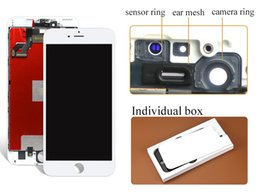 Wholesale 2016 new D Touch alibaba china For Apple for Iphone S Plus Lcd Display Touch Screen Digitizer Assembly black white freeshipping