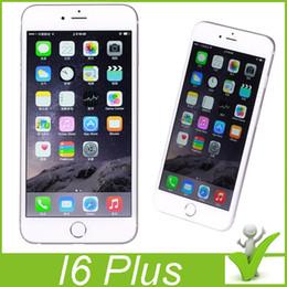 Wholesale Goophone i6s Plus Refurbished machine Smartphone Dual Quad Octa Core HD IPS Screen Cell Mobile Phones