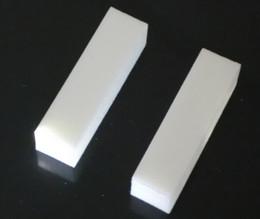 5Pcs White Nail Buffer Sanding Block Nail Art Files Manicure Buffing Sanding Files Block Pedicure Manicure Care Nail Art Buffer