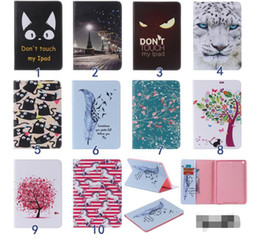 Wholesale The latest style For Apple iPad Air case Book style PU Leather Protective Skin for iPad AIR Cover With Card Holder Tablet Accessories