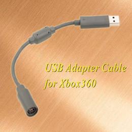 Bande de xbox en Ligne-1pcs Breakaway Wired Controller Câble USB Compatible pour Xbox 360 Rock Band
