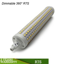 R7S LED Bulb 5W 10W 12W 15W SMD2835 110v 220v Dimmable 78mm 118mm 135mm 189mm LED Lamp R7S Light Replace Halogen Light Floodlight